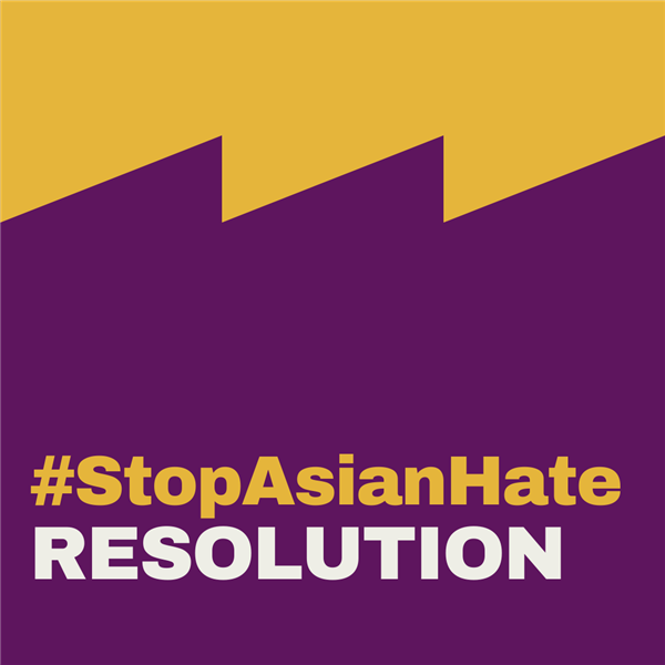 Stop Asian Hate Resolution